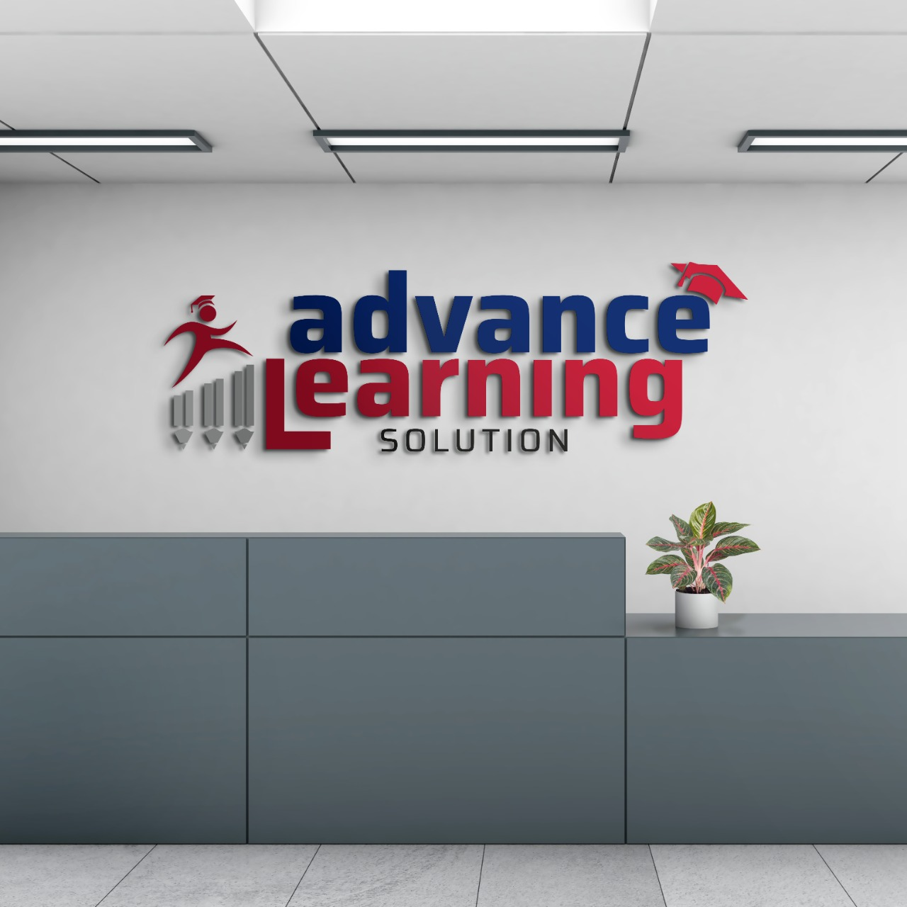 Logo Designing Services for Advance Learning Solution in Northampton