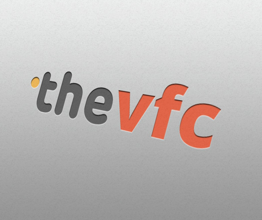 The VFC website design logo