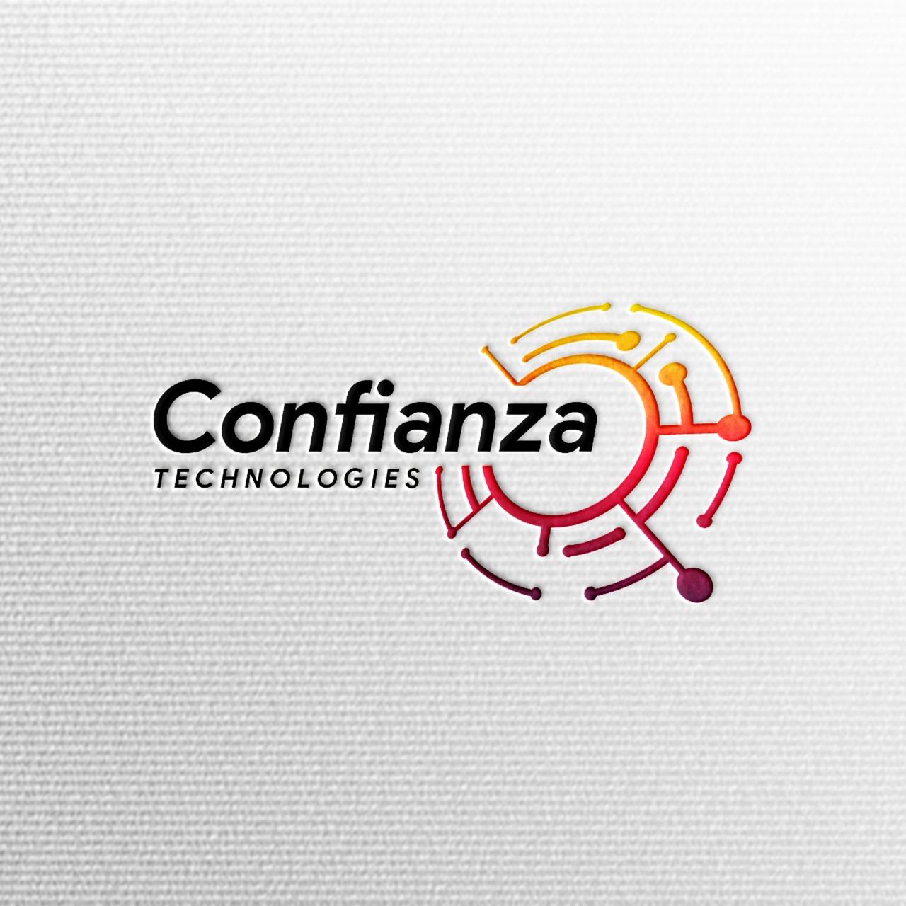 Confianza Logo design