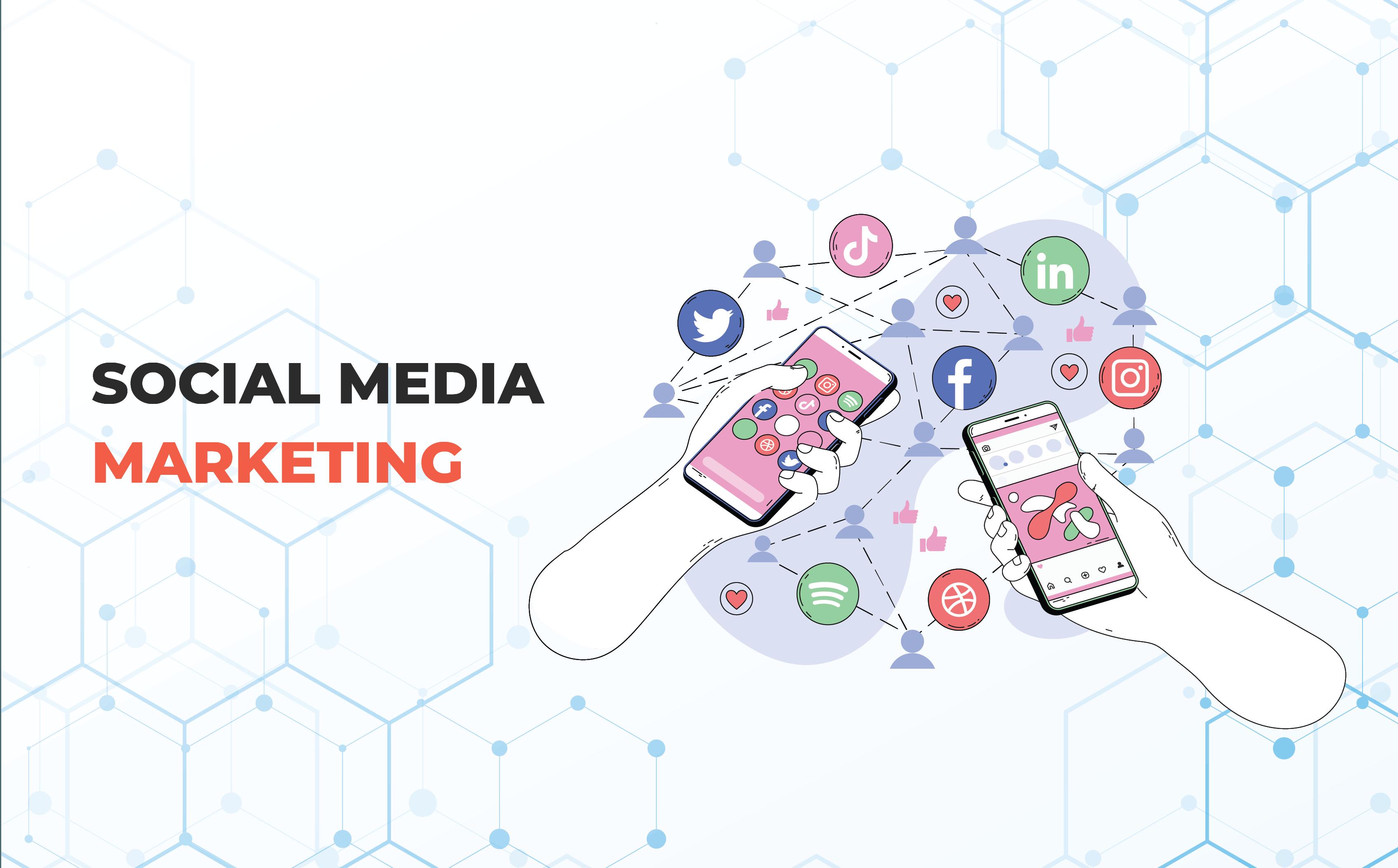 Social Media Marketing Services in Northampton | Digital Marketing